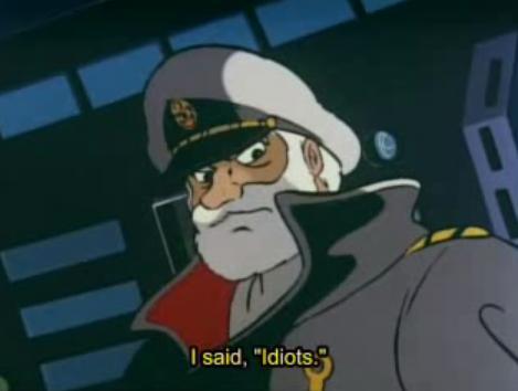 "I said, ""Idiots"""